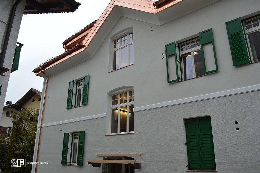 Riqualificazione energetica per il Municipio di Marlengo - Bolzano - 4