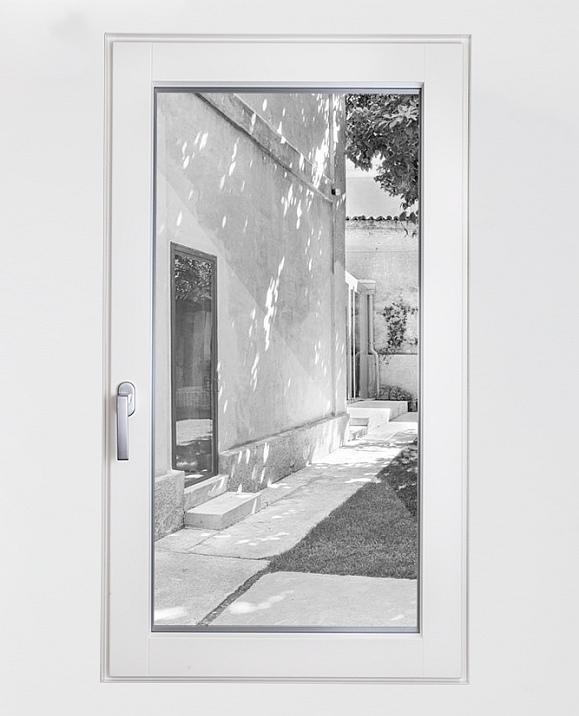 Nuova finitura texturizzata per finestre in legno alluminio - 2